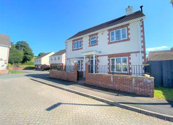 Thumbnail 4 bed property for sale in Erwr Brenhinoedd, Llandybie, Ammanford