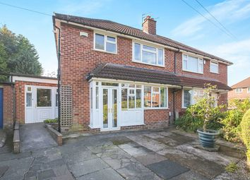 Thumbnail 4 bedroom semi-detached house for sale in John Avenue, Cheadle