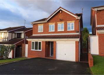 Thumbnail 3 bed detached house for sale in Turners Lane, Withymoor Village, Brierley Hill