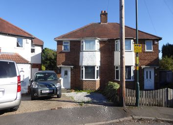 Thumbnail 3 bed semi-detached house for sale in Kings Green Avenue, Birmingham
