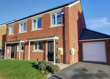 Thumbnail 3 bed semi-detached house for sale in Primrose Lane, Houghton Le Spring