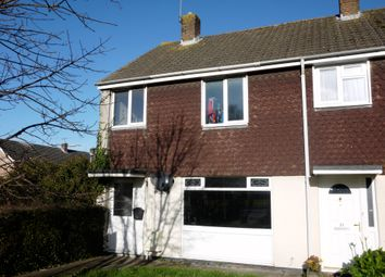 Thumbnail 3 bed end terrace house for sale in Pawlett, Weston-Super-Mare, North Somerset