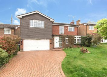 Thumbnail 5 bed detached house to rent in Little Hill, Heronsgate, Rickmansworth