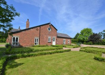 Thumbnail 4 bed detached house for sale in Sumners Barn, Moss Road, Leyland
