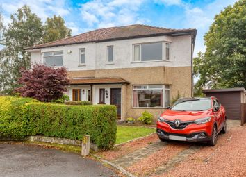 Thumbnail 3 bed semi-detached house for sale in 6 Church Drive, Lenzie