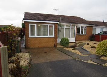 Thumbnail 3 bed detached bungalow for sale in Beechwood Close, Forest Town, Mansfield