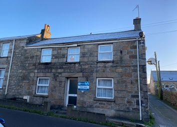 Thumbnail 4 bed end terrace house for sale in Fore Street, Praze, Camborne