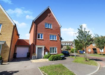 Thumbnail 4 bed link-detached house for sale in Jackdaw Drive, Stanway, Colchester
