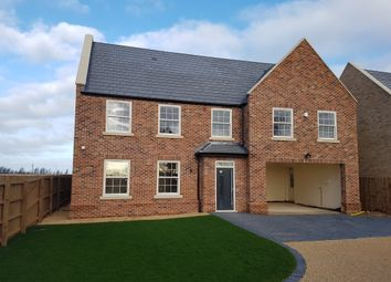 Thumbnail 5 bed detached house for sale in Askham Row, Benwick Road, Doddington, Cambridgeshire