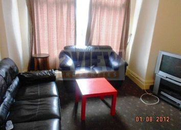 Thumbnail 7 bedroom terraced house to rent in Chestnut Avenue, Leeds, West Yorkshire LS6, Leeds,