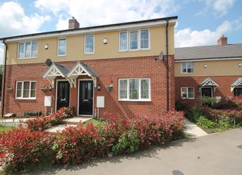 Thumbnail 3 bed semi-detached house for sale in Station Road, Ratby, Leicester