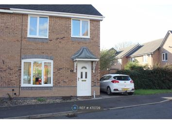 Thumbnail 3 bed semi-detached house to rent in Weston Park Avenue, Burton-On-Trent