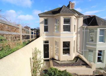 Thumbnail 3 bed end terrace house to rent in Rutland Road, Mannamead, Plymouth