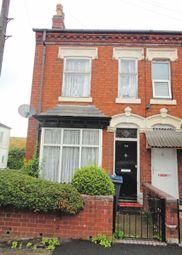 Thumbnail 2 bedroom end terrace house for sale in Allens Road, Birmingham, West Midlands