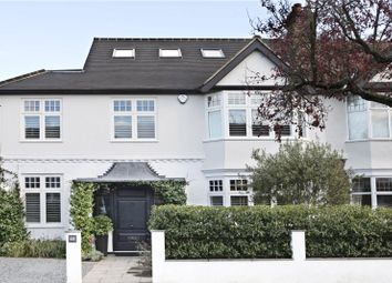Thumbnail 5 bed semi-detached house for sale in Lowther Road, Barnes, London