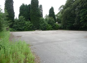 Thumbnail Land for sale in Land At Whitebank Close, Hasland