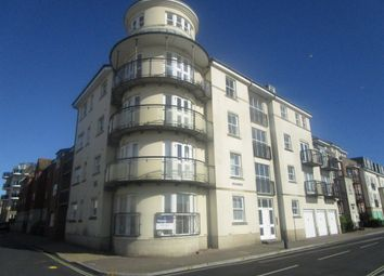 Thumbnail 3 bed flat for sale in Commercial Road, Weymouth