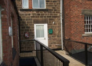 Thumbnail 2 bedroom flat to rent in King Street, Belper, Derbyshire