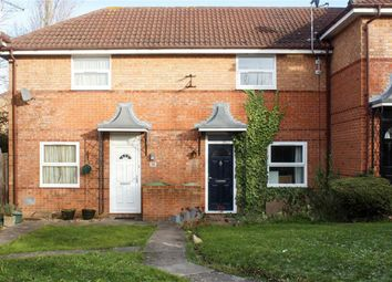 Thumbnail 1 bed terraced house to rent in Newbridge Oval, Emerson Valley, Milton Keynes
