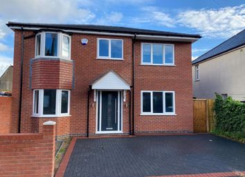 Thumbnail 4 bed detached house to rent in Carlton Court, Longford, Coventry