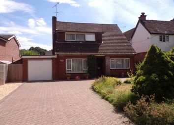 Thumbnail 4 bed detached house for sale in Church Crookham, Fleet, Hampshire