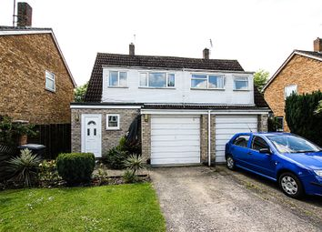Thumbnail 3 bed semi-detached house for sale in Leaders Way, Newmarket