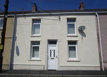 Thumbnail 3 bedroom terraced house for sale in Rhestr Fawr, Ystradgynlais, Swansea.