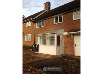 Thumbnail 3 bed terraced house to rent in Nafford Grove, Birmingham