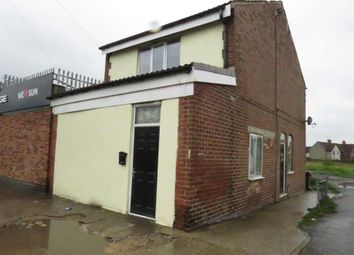 Thumbnail 4 bed flat for sale in Station Road, Stainforth, Doncaster