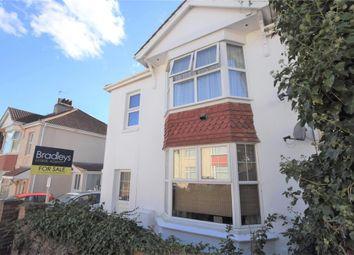 Thumbnail 1 bed flat for sale in St Pauls Road, Paignton, Devon