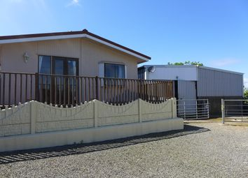 Thumbnail 2 bed mobile/park home for sale in Llanychaer, Fishguard