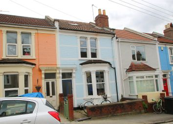 Thumbnail 4 bed terraced house for sale in Quantock Road, Windmill Hill, Bristol