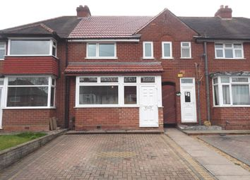 Thumbnail 3 bed property to rent in Kingswood Road, Northfield, Birmingham