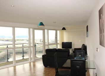 Thumbnail 2 bed flat to rent in Aurora, Swansea