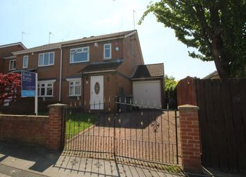 Thumbnail 3 bed semi-detached house for sale in Ellison Street, Hebburn