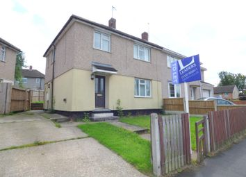 Thumbnail 3 bed semi-detached house to rent in Braintree Close, Oakwood, Derby