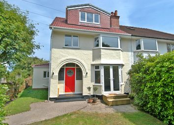 Thumbnail 4 bed semi-detached house for sale in Fleck Lane, West Kirby, Wirral