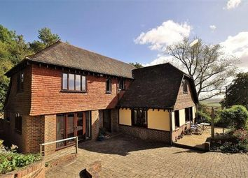 Thumbnail 4 bed detached house for sale in Knoll Hill, Aldington, Ashford