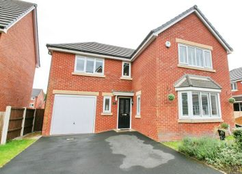 Thumbnail 4 bed detached house for sale in Spinners Drive, Worsley, Manchester