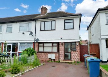 Thumbnail 2 bed flat for sale in Waverley Road, Harrow, Middlesex