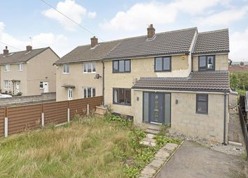 Thumbnail 4 bed semi-detached house for sale in Midgley Road, Burley In Wharfedale, Ilkley