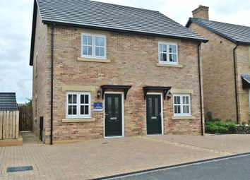 Thumbnail 2 bedroom semi-detached house for sale in Armitage Way, Galgate, Lancaster