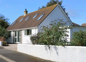 Thumbnail 3 bed detached house for sale in Tredrizzick Close, St Minver