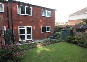 Thumbnail 1 bed flat for sale in The Meadows, Burbage, Hinckley