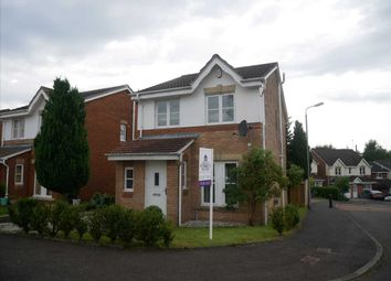 Thumbnail 3 bed detached house for sale in Wellesley Drive, Cumbernauld, Glasgow