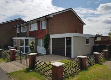 Thumbnail 3 bed semi-detached house for sale in Bankhead Road, Northallerton, North Yorkshire