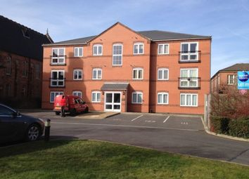 Thumbnail 2 bed flat to rent in Amber Court, Grants Yard, Station Street, Burton Upon Trent, Staffordshire