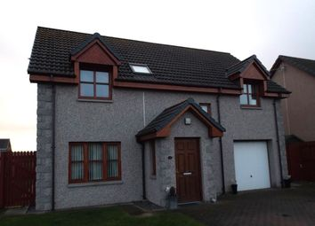 Thumbnail 4 bed detached house for sale in Ben Riach View, Elgin