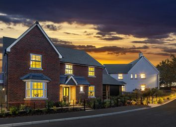 """Thumbnail 4 bedroom detached house for sale in """"Layton"""" at Barnhorn Road, Bexhill-On-Sea"""