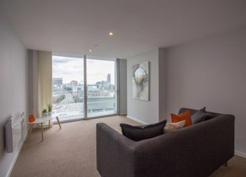 Thumbnail 1 bed flat to rent in Style G, Velocity Tower, St Mary's Gate, Sheffield